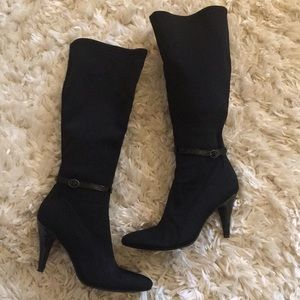 Stretchy High Heel Boots 👢